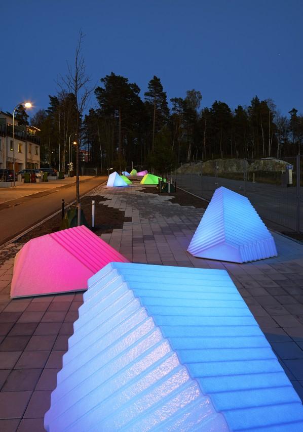 Marbles, Daan Roosegaarde (2014)