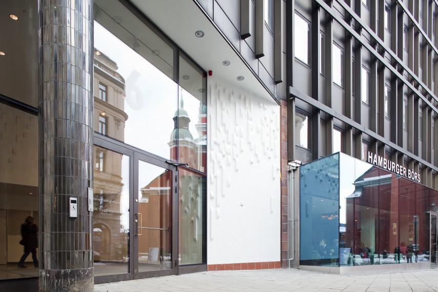 ©Anna Lerinder. Stockholm. Foto Gustav Kaiser. Beställare: Vasakronan.