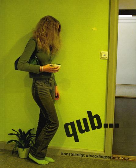 ©QUB. Beställare: Stockholms läns landsting.