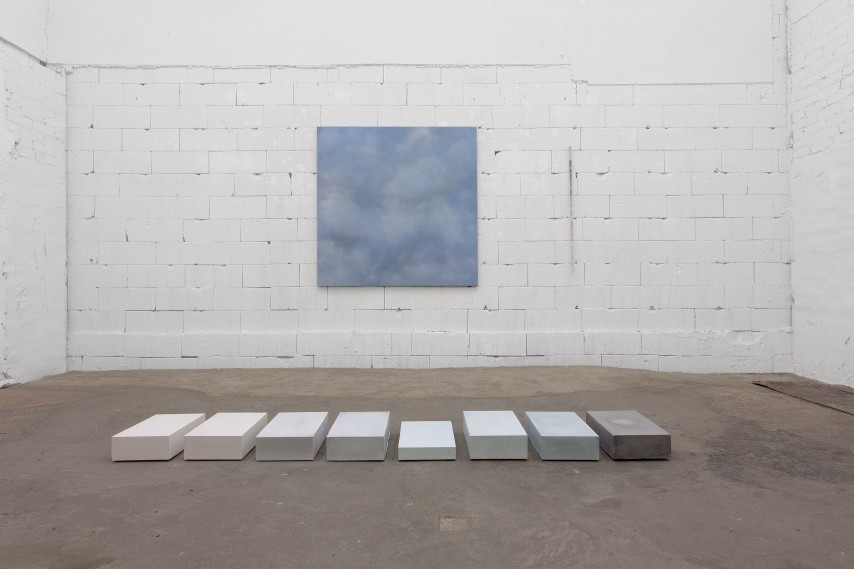 Jag går ju varje dag 1, 2, 3 & 4, Himmel 4, Jakob Solgren (2015)