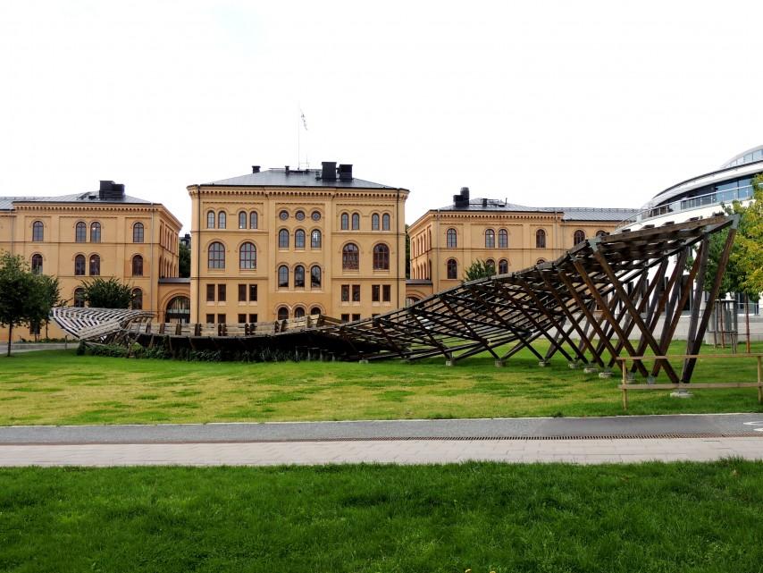 ©Max Zinnecker. Stockholm. Foto: Olivia Magnusson. Beställare: Vasakronan.